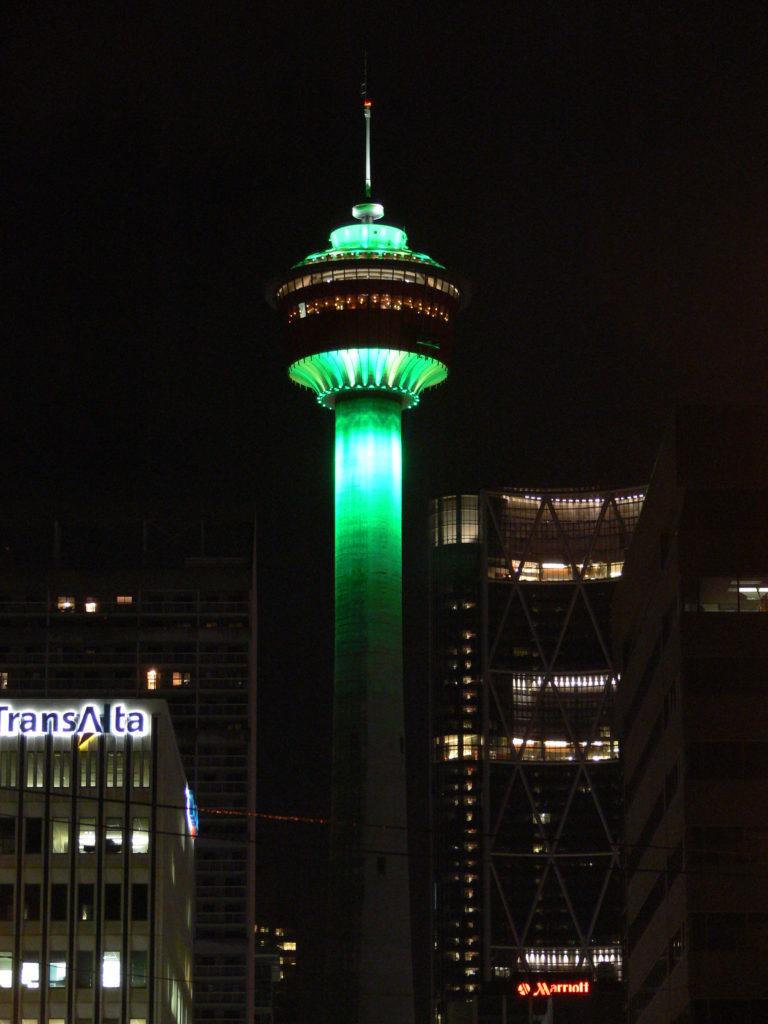 Calgary Tower, Calgary, AB