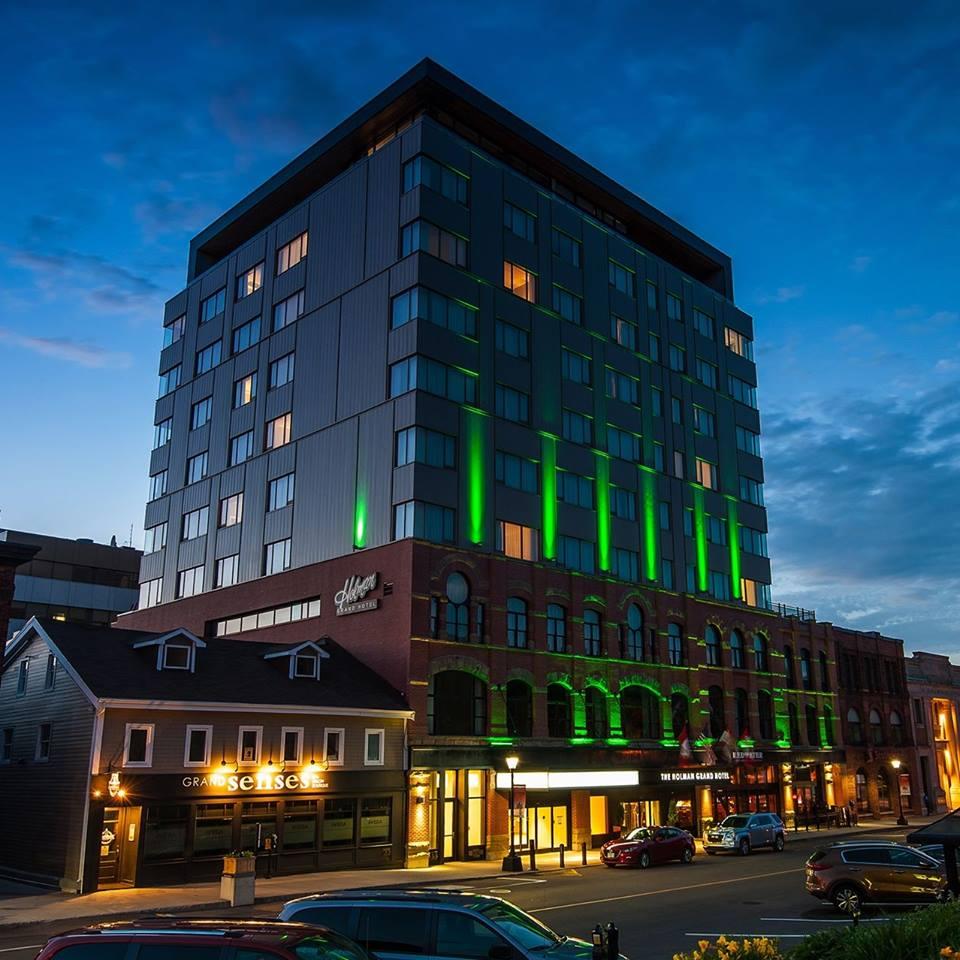 The Holman Grand Hotel, Charlottetown, PE